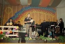 1990 01 27 Begrüssung Festwart Gerald Stutz