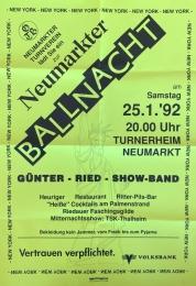 1992 01 25 Plakat
