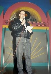 1996 01 27 Begrüssung  Obmann Gerald Stutz
