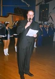 1997 01 25 Begrüssung Obmann Gerald Stutz
