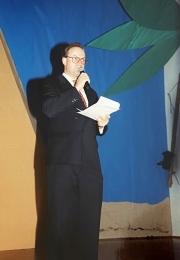 1998 01 31 Begrüssung Obmann Gerald Stutz
