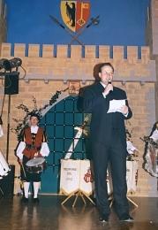 1999 01 30  Begrüssung Obmann Gerald Stutz