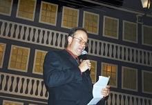 2001 01 27 Begrüssung Obmann Gerald Stutz
