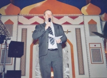 2005 01 29 Begrüssung Obmann Gerald Stutz