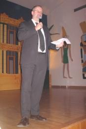 2008 01 26 Begrüssung Obmann Gerald Stutz