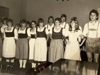 1980 07 11 Schärding Gauturnfest Wimpelwettstreit Volkstanz