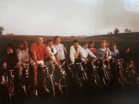 1988 05 09 Radausflug der Dienstagriege zum Klaffl