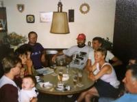 1990 08 10 Abmarsch zur Jahnwanderung nach Weitersfelden Abschiedsseiterl