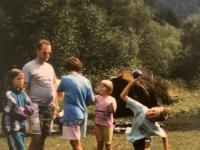1991 08 30 Jugendlager St Pankraz Bewerb
