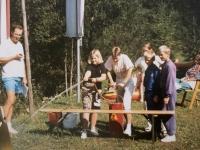 1991 08 30 Jugendlager St Pankraz Bewerbe
