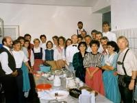 1991 09 28 Neumarkt 80 Jahre Sirius Camembert Firmenfeier Gruppenfoto