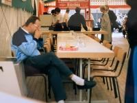 1991 09 28 Neumarkt 80 Jahre Sirius Camembert Tag der offenen Tür Frühstückspause