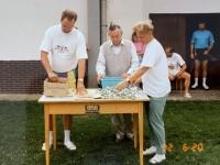1992 06 20 Sonnwendfeier Neumarkt Siegerehrung LA Ortsmeisterschaft