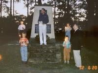1992 06 20 Sonnwendfeier Neumarkt Sonnwendrede