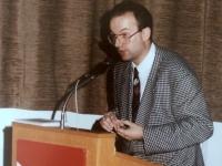 1992 12 05 Konzert Trachtenkapelle Kallham Verlosung Ballkarten