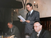 1993 04 02 NTV Jahreshauptversammlung Obmann Stv Stutz am Wort
