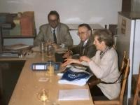 1994 03 04 Letzte Turnratsitzung unter Obmann MR Dr Josef Lehner