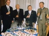 1994 10 08 Turnerheim Festabend 90 Jahre NTV Ehrengäste