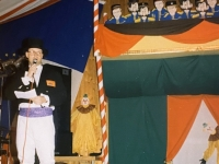 1995 01 28 Neumarkter Ballnacht Zirkus Zirkus Eröffnung durch Obmann