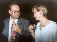 1995 06 02 Leeb Partnerschau Turnerheim Gabi Aschauer