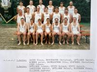 1995 07 16 Ried LTF ÖTB OÖ Vereinswettturnen Gruppenfoto mit Namen