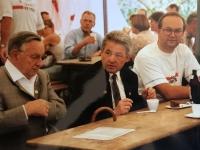 1996 08 18 Jahnwanderung Neumarkt mit LH Dr Pühringer und Dr Lehner