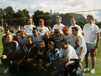 1998 06 01 München DTF Volleyballturnier Gruppenfoto