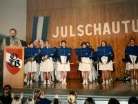1998 12 05 Julschauturnen Eröffnung Obmann