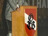 1999 07 09 Bezirksturnfest Neumarkt Volkstanzabend Begrüßung