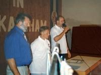 1999 07 11 Bezirksturnfest Neumarkt Schlussfeier Siegerehrung