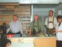 2000 03 25 Volksmusikabend Is a Freud auf da Welt Ausschankteam