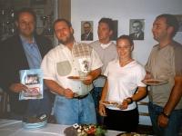 2000 07 20 Turnfest Nachlese Turnerheim Buffeteröffnung