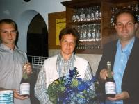 2000 07 20 Turnfest Nachlese Turnerheim Geschenke