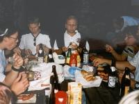 2000 08 01 Ruine Stauff Ausflug Dienstagriege Jause