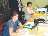 2000 09 15 Erste Turnratsitzung im neuen Sitzungszimmer