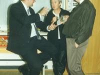 2000 11 25 Konzert Trachtenkapelle Kallham Turnerheim