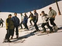 2001 02 10 Saalbach Vereinsschifahren