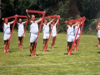2001 07 14 Salzburg 10 ÖTB BTF Vereinswettturnen  Bandgymnastik