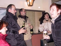2003 12 31 Silvesterparty Turnerheim Prosit 2004