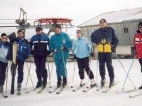 2004 02 07 Vereinsschifahren_es gab auch herrliches wetter