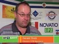 2004 04 17 Judo Meisterschaftskampf gegen SV GW Micheldorf_Obmann Stutz im Interview