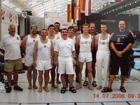 2006 07 14 Linz 11 BTF ÖTB Treffen mit Konrad Pointner ehemaliger Neumarkter Turner