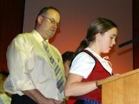2008 12 06 Julschauturnen Ziegler Rebecca beim Gedicht