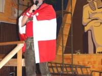 2009 02 07 Kinderfasching Begrüssung durch Obmann Gerald Stutz