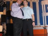 2010 01 30 Ballnacht Heiratsantrag auf der Bühne