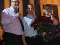 2010 01 30 Ballnacht Heiratsantrag sie hat ja gesagt