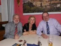2010 01 30 Ballnacht Im Restaurant mit Fam Wöger
