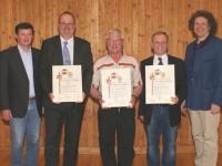 2010 03 25 Hauptversammlung Ehrenmitglieder
