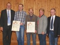 2010 03 25 Hauptversammlung Ehrenurkundenträger