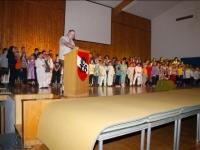 2010 12 04 Julschauturnen Feierlicher Ausklang auf der vollen Bühne